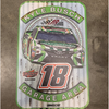 Kyle Busch 2018 Wincraft #18 11x17 Garage Area Sign