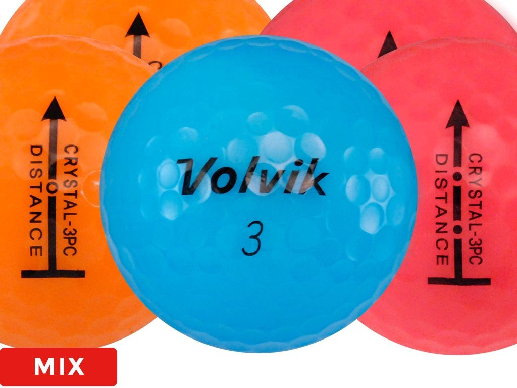 Volvik Crystal Color Mix