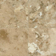 "Armstrong Athenian Travertine Provincial Bisque 16""x16"""