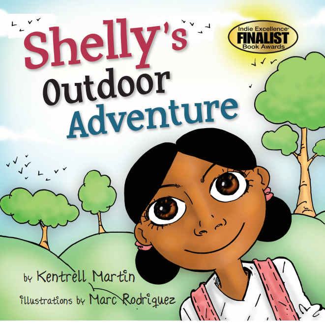 Shelly's Outdoor Adventure softcover - Shelly's Adventures