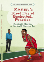Kasey's First Day of Basketball Practice - Shelly's Adventures