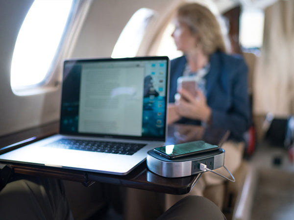 RIVER BANK, the very first TSA-compliant, stackable power station that is the highest capacity power bank you can fly with. With our fly-ready power stacks, you can travel with the power you need.