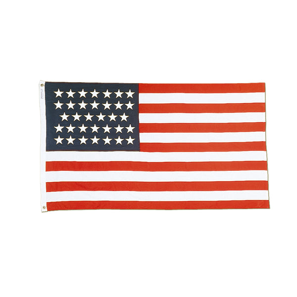 3'x5' Union Civil War 34 Star Nylon Flag