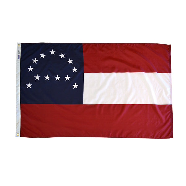 3'x5' General Lee's Headquarters Nylon Flag