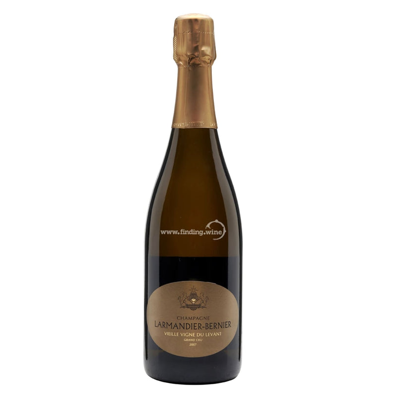 Larmandier Bernier _ 2007 - Levant VV _ 750 ml. - Sparkling - www.finding.wine - Larmandier Bernier