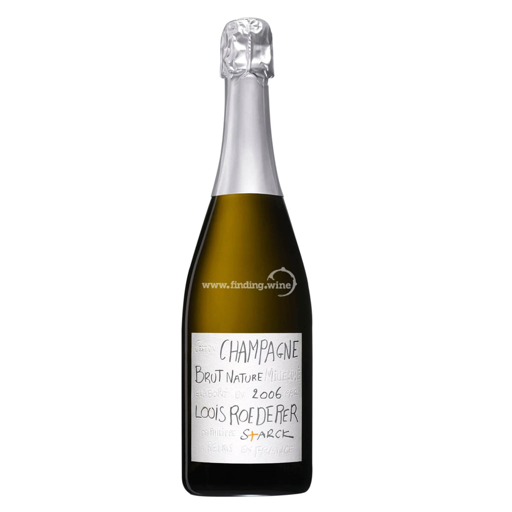 Louis Roederer _ 2006 - Brut Nature _ 750 ml. - Sparkling - www.finding.wine - Louis Roederer