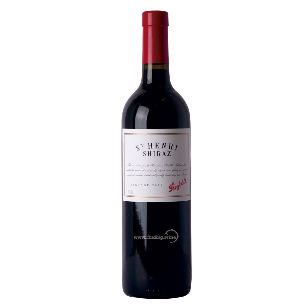 Penfolds _ 2012 - St Henri _ 750 ml. - Red - www.finding.wine - Penfolds