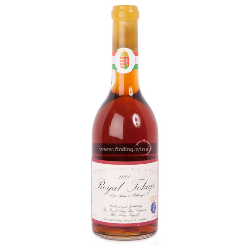 Royal Tokaji Wine Co. _ 2000 - Tokaji Aszu 5 Puttonyos _ 500 ml. - Dessert - www.finding.wine - Royal Tokaji Wine Co.