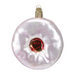 Frosted Donut Ornament By Old World Christmas