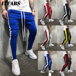 Mens Joggers Slim Pencil Sweatpants