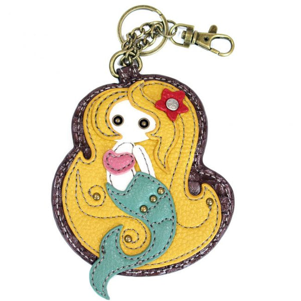 Chala Key Fob - Mermaid