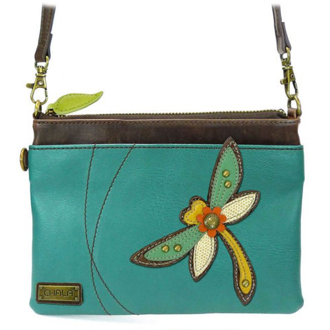 Chala Mini Crossbody - Dragonfly