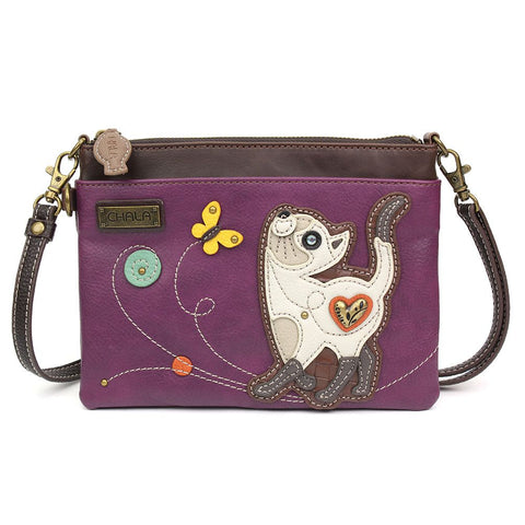 Chala Mini Crossbody - Cat