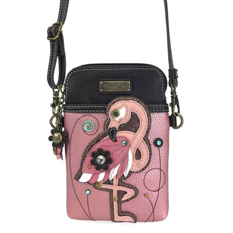 Chala Cell Phone Xbody -  Flamingo