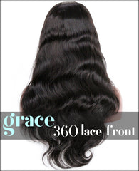 360 Lace Wig:Body Wave