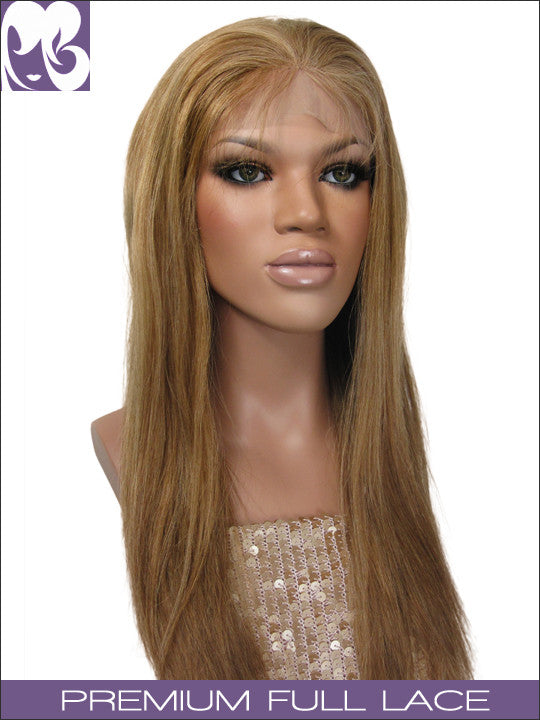 FULL LACE WIG: Beyonce Straight Blonde in 27/30