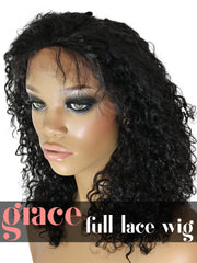 FULL LACE WIG: Deep Curly