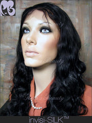 SILK TOP LACE WIG: Meredith Body Wave