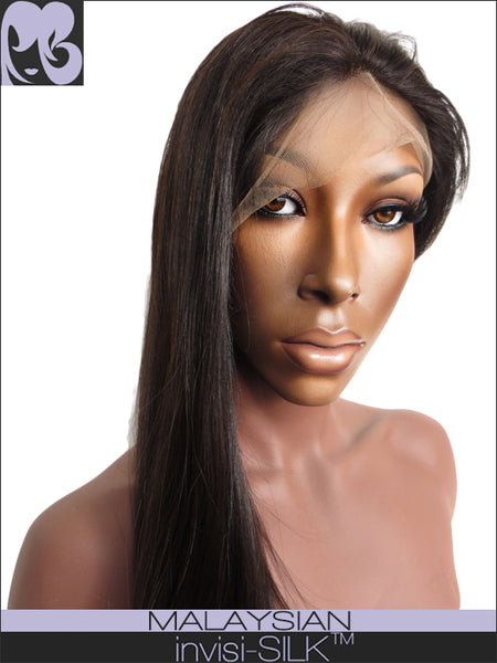 SILK TOP LACE WIG: Maya- Virgin Malaysian