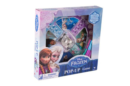 Jeu Pop-Up - Reine des neiges (Frozen)