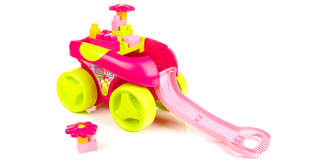 Chariot (Wagon) Play N Go - rose
