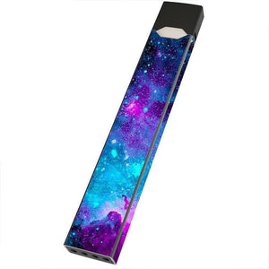 galaxy space nebula juul wrap juul skin