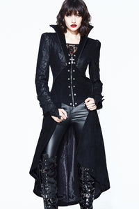 BLACK GOTHIC DARK QUEEN JACKET