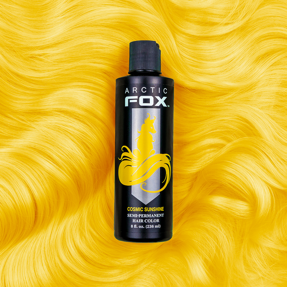 Arctic Fox Hair Dye Cosmic Sunshine