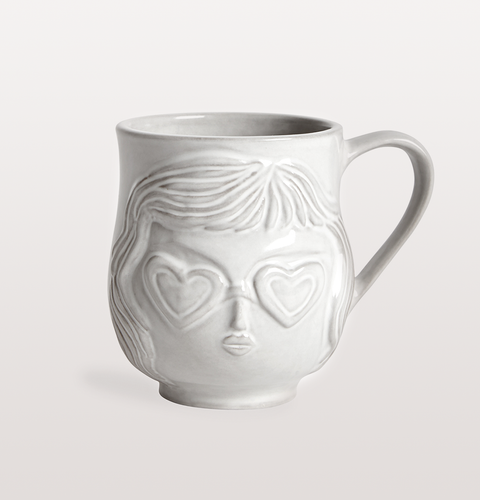 UTOPIA LOLITA COLLINS COFFEE MUG