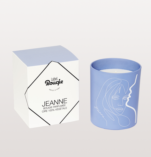 JEANNE LUXURY SCENTED CANDLE