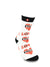 FOOL'S DAY Love Heart Athletic Socks