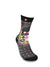 FOOL'S DAY Glam Rocker Athletic Socks