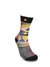 FOOL'S DAY King of Pop Athletic Socks
