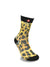 FOOL'S DAY Leopard Athletic Socks