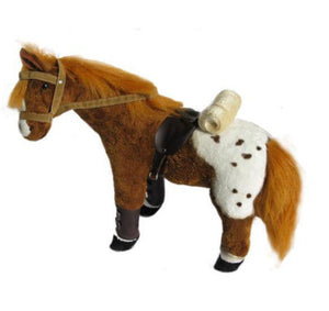 Appaloosa Horse Soft Plush Toy (37cm) - Gypsy
