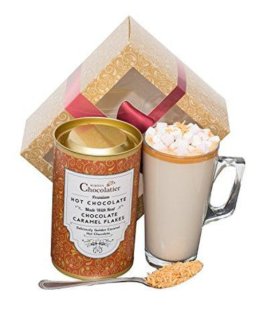 Caramel Hot Chocolate Set