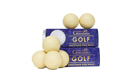 Chocolate Golf Ball Double Pack
