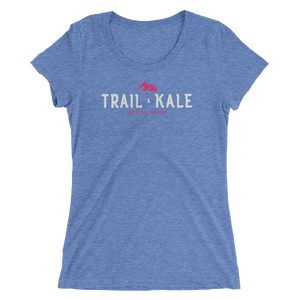 Trail & Kale Classic Ladies' Tee - Trail & Kale Shop
