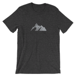 "Trail & Kale ""Mountain"" Tee - Unisex - Trail & Kale Shop"