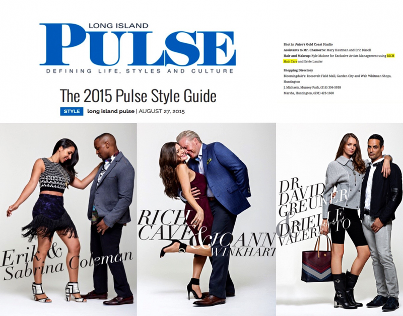 THE 2015 PULSE STYLE GUIDE