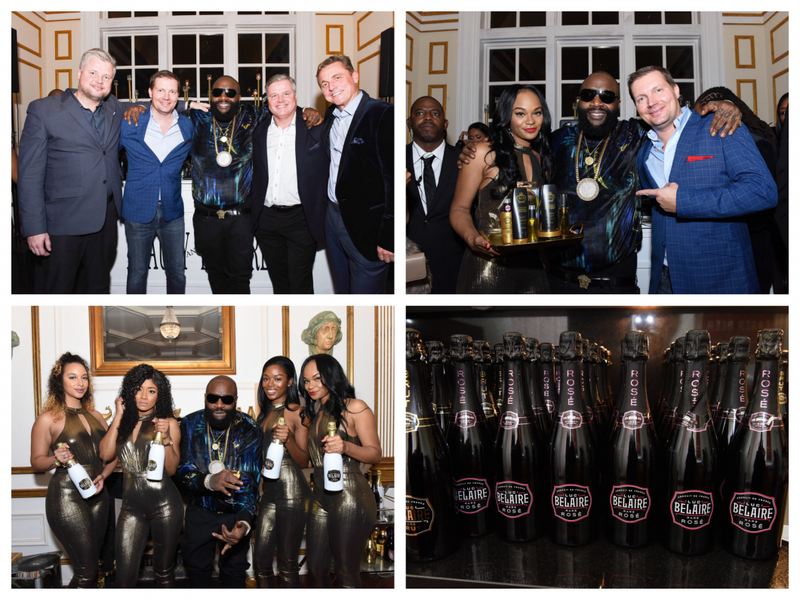 RICK ROSS ANNOUNCES NEW BUSINESS PARTNERSHIP WITH RICH HAIR CARE