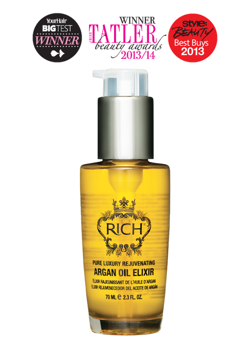 RICH ARGAN OIL ELIXIR