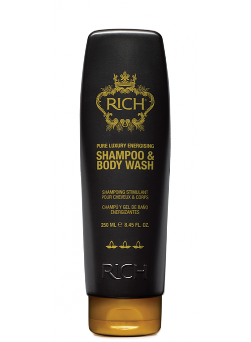 RICH ENERGIZING SHAMPOO BODY WASH