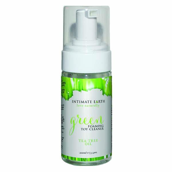 Intimate Earth GREEN TEA TREE TOY CLEANER 100ML-Intimate Earth-Madame Claude