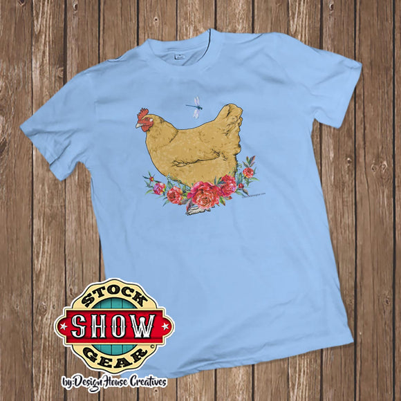 Buff Orpington Chicken T-shirt