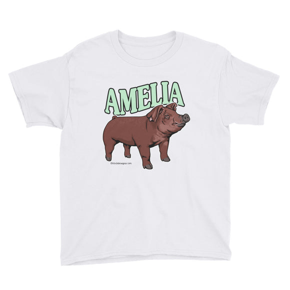 Duroc Youth Short Sleeve T-Shirt
