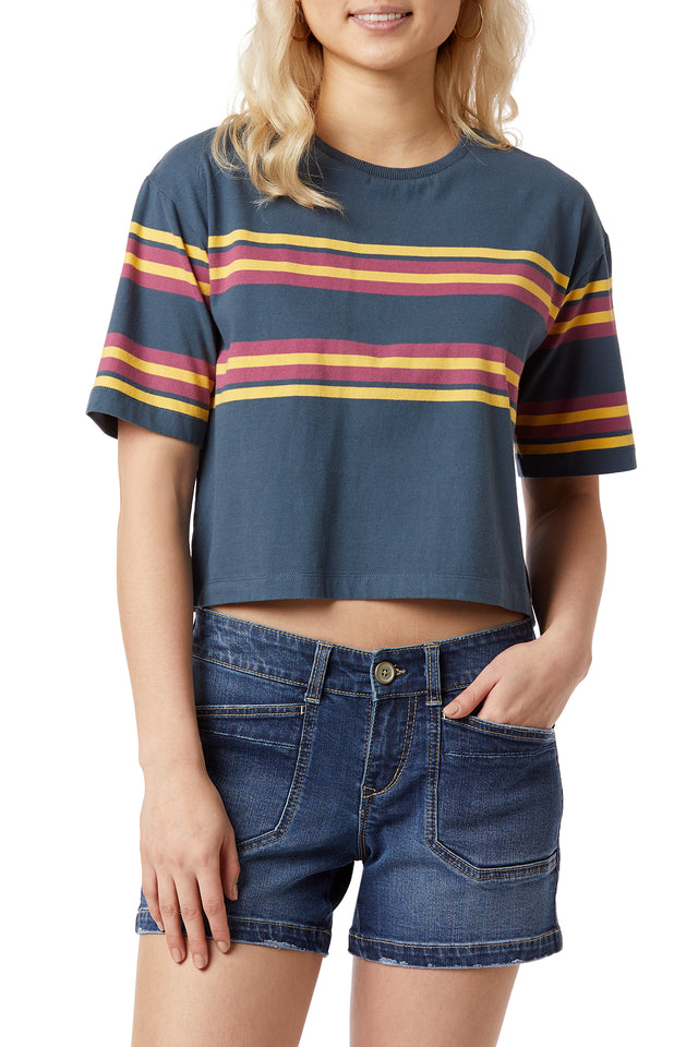 Huntington Stripe Tee
