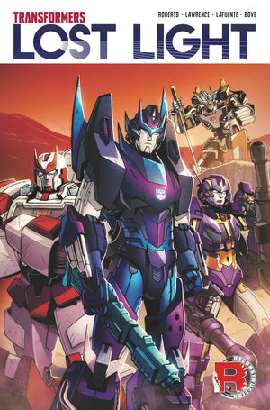 Transformers Lost Light TP Vol 1