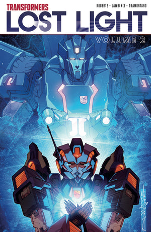 Transformers Lost Light TP Vol 2