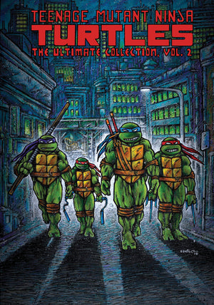 Tmnt Ultimate Collection TP 02